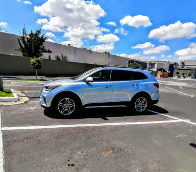 Manejamos Hyundai Santa Fe Limited Tech