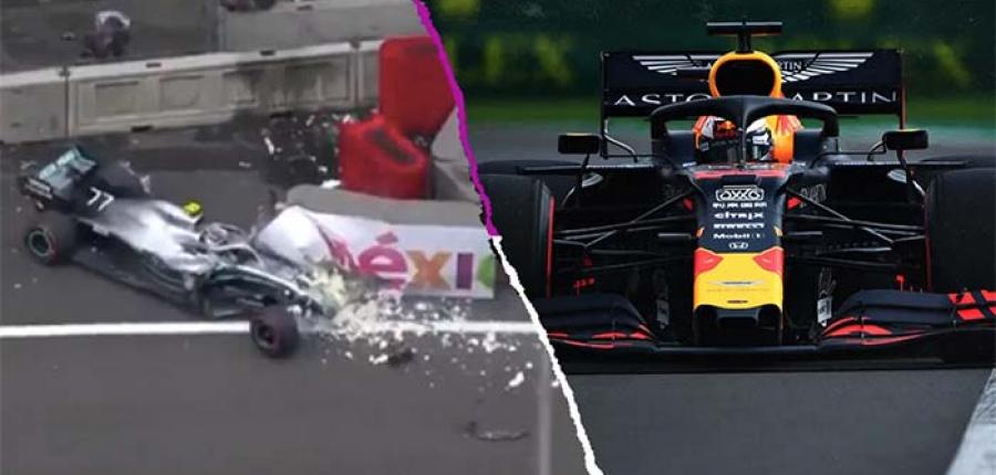 Insuperable día para Verstappen en el FORMULA 1 GRAN PREMIO DE MÉXICO 2019™