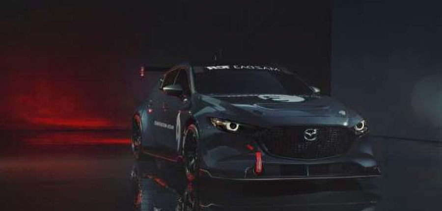Galería: Mazda 3 TCR