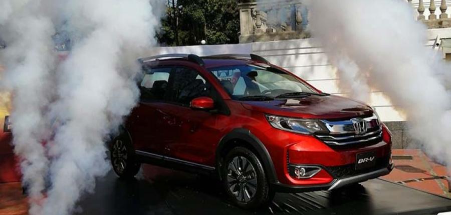 Esta es la Nueva Honda BR-V 2020