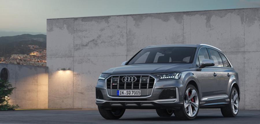 Galería: Audi SQ7