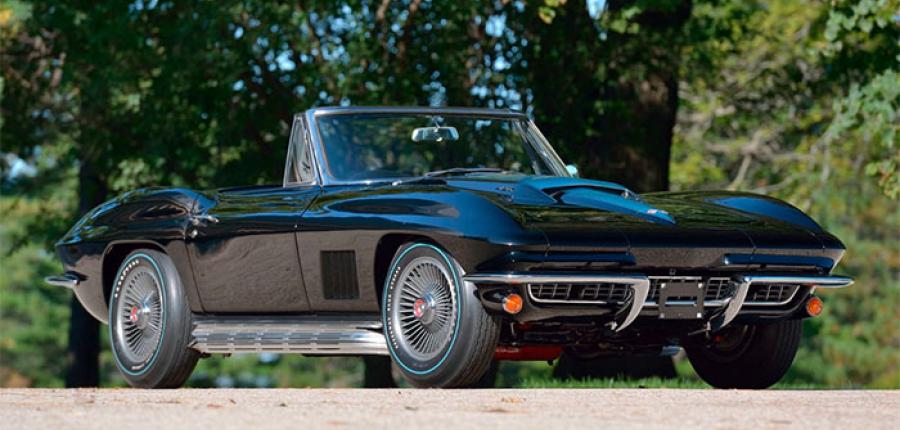 Galería: Corvette L88 Roadster Convertible 1967