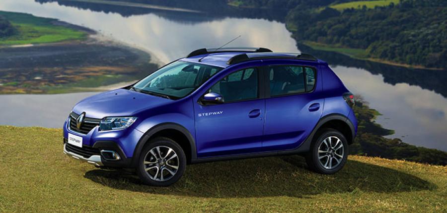 Nueva Renault Stepway 2020