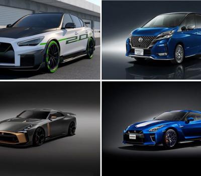 Nissan deslumbra en el en el Auto Salón de Tokio 2020