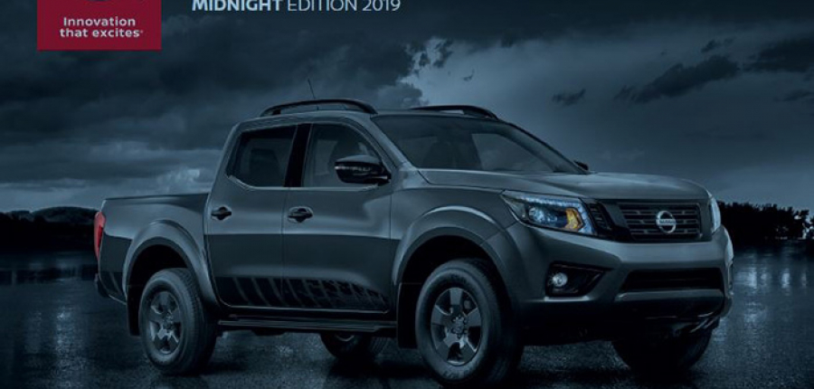 Test Drive NISSAN NP300 FRONTIER MIDNIGHT EDITION