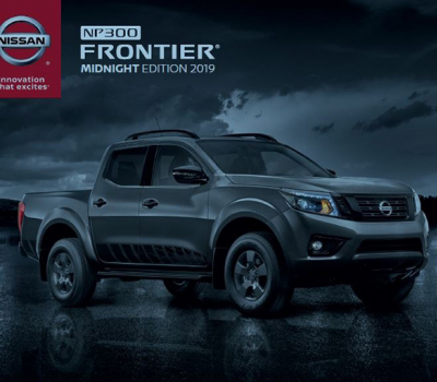 Test Drive NISSAN NP300 FRONTIER