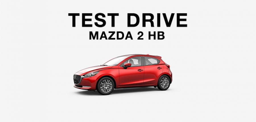 Test Drive Mazda 2 HB