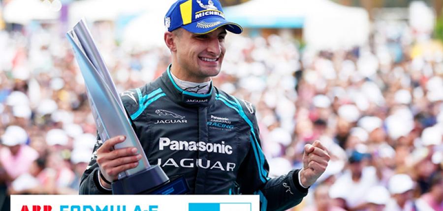 La México E-prix para Evans y Panasonic Jaguar Racing