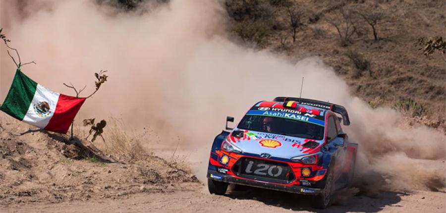 ¿Quieres ir al Rally de Guanajuato?