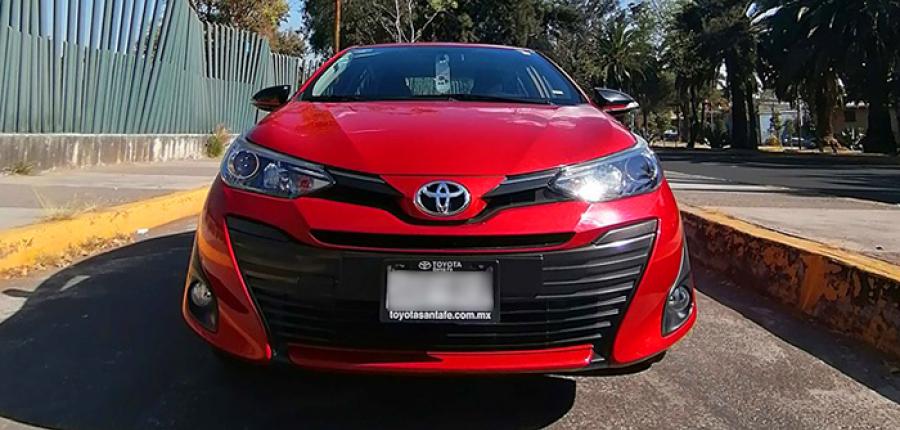 TEST DRIVE: Toyota Yaris S