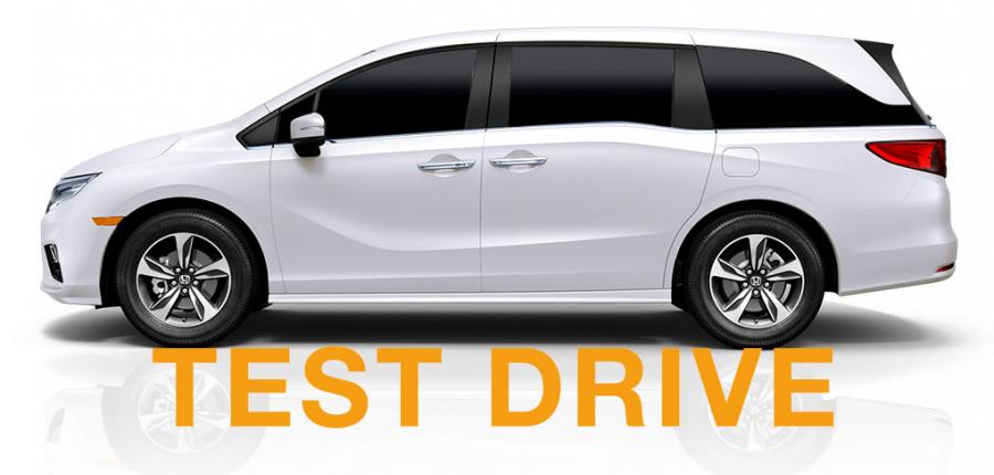 TEST DRIVE HONDA ODYSSEY 2019