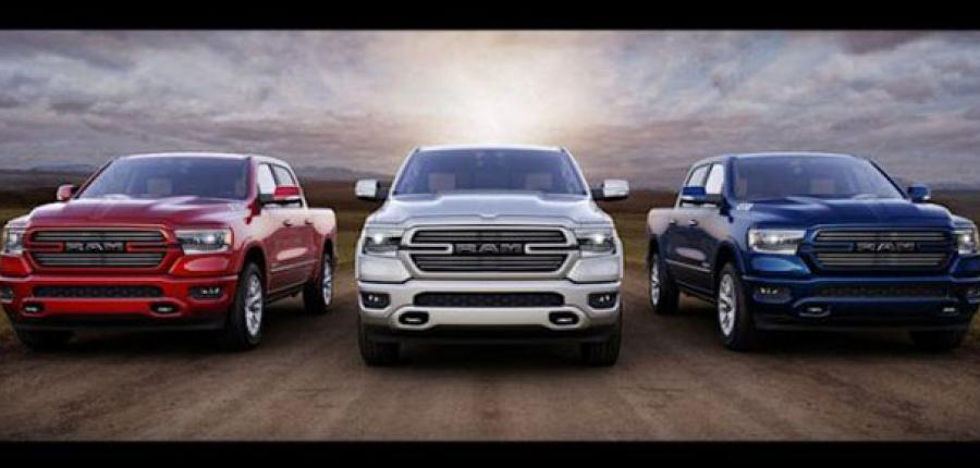 Esta es la nueva Ram 1500 Laramie Southwest Edition 2020 ¿Ya la viste?
