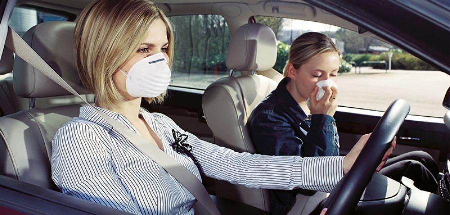 Ante la cadena de contagios ¿Como mantener a salvo el habitáculo de tu auto?