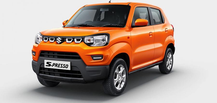 Suzuki S-PRESSO ¿podría llegar a México?