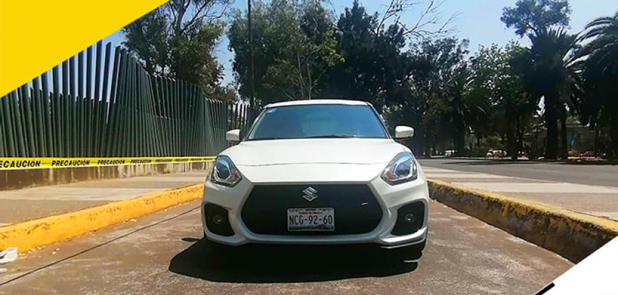 Test Drive Suzuki Swift Boosterjet Sport