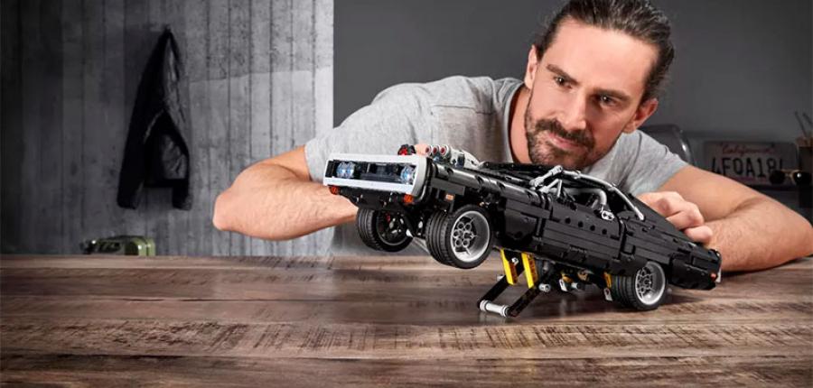 El Dodge Charger 70 de Dominic Toretto ya forma parte del Universo Lego