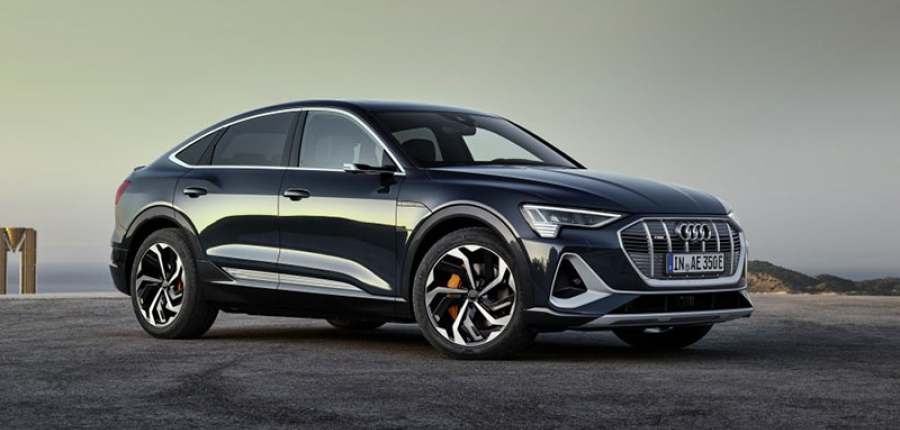 Nuevo Audi e-tron Sportback