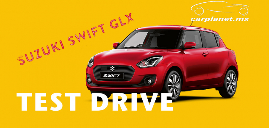 Test Drive SUZUKI SWIFT GLX