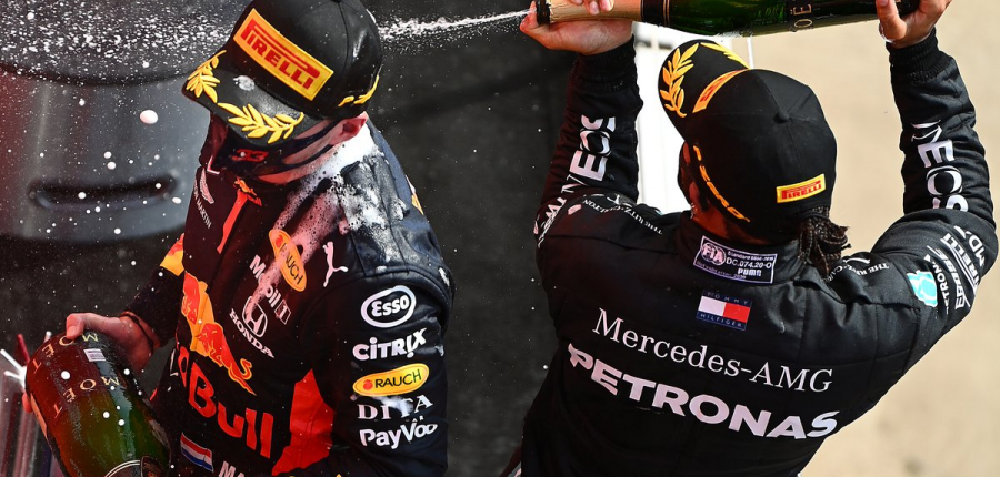 Max Verstappen obtiene la primera victoria de Honda en F1 de 2020