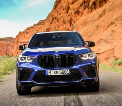 Estos son los totalmente nuevos BMW X5 M Competition y BMW X6 M Competition