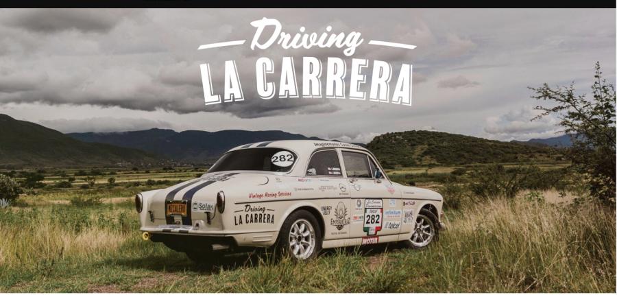 Driving la Carrera llega al cine