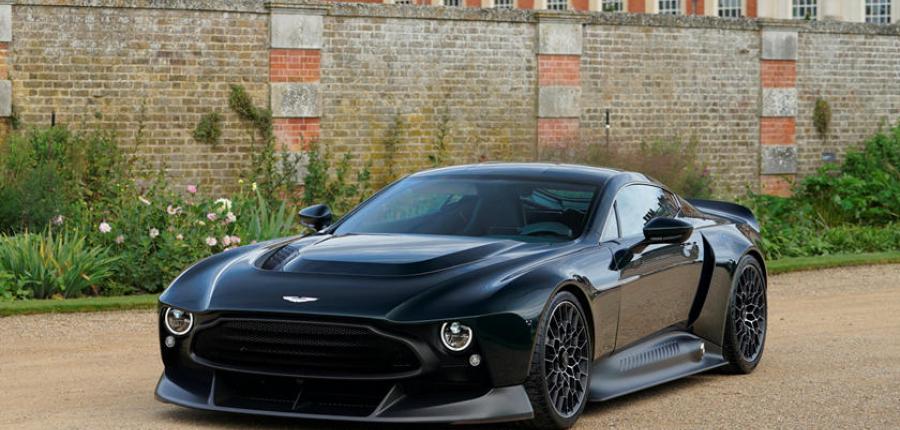 Aston Martin Victor una bestia elegante con poder descomunal