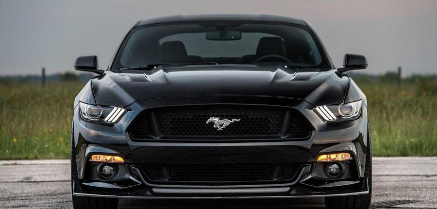 Este es el Mustang HPE800 by Hennessey