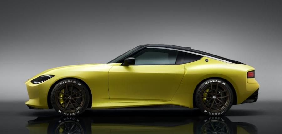 Este es Nissan Z Proto