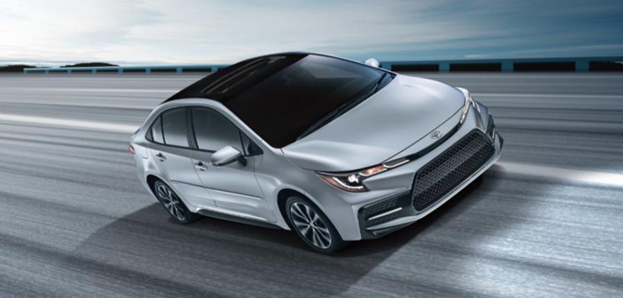 Toyota Corolla 2021 llega a México