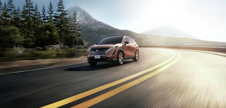 Nissan presenta la historia jamás contada sobre el diseño de Ariya