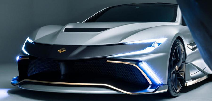 Carros deportivos de lujo 2020: Este es Naran una bestia de  1048 HP