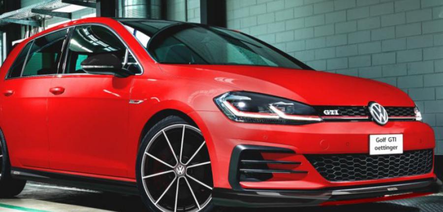 Autos deportivos: La edición especial Golf GTI oettinger llega a México