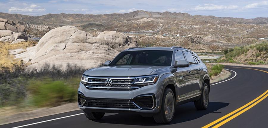 El  Nuevo Volkswagen Teramont Cross Sport ya está disponible en México