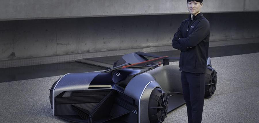 Autos deportivos : ¡WOW! ¿Lo has visto? Nissan GT-R (X) 2050