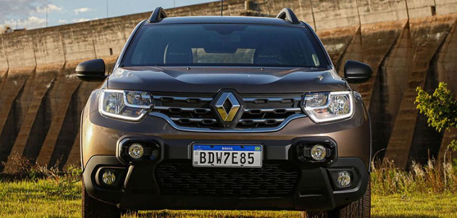 Renault camioneta pequeña : Renault Duster 2021 se prepara para su lanzamiento en México