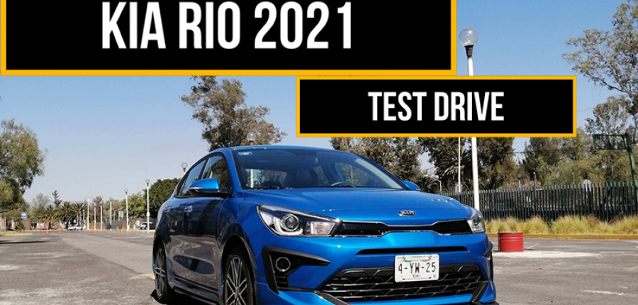 Video - Autos KIA : KIA RIO 2021 TEST DRIVE