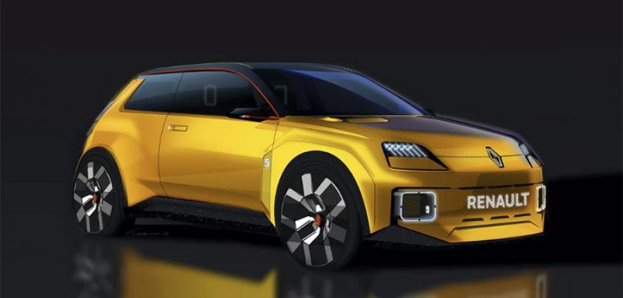 Autos clásicos : Renault R5 un auto de culto encamina su esperado regreso