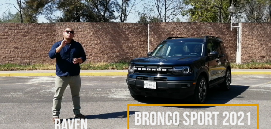 Camionetas Ford : Ford Bronco 2021 TEST DRIVE
