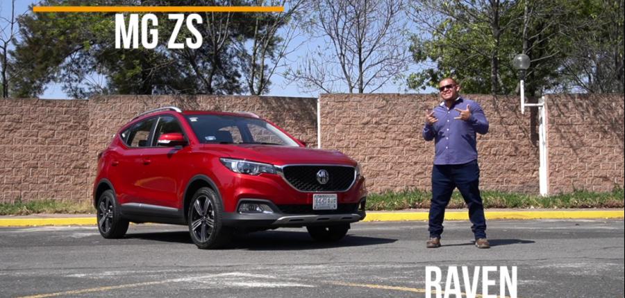 Carros en venta baratos : MG ZS TEST DRIVE el SUV compacto de costo valor equilibrado