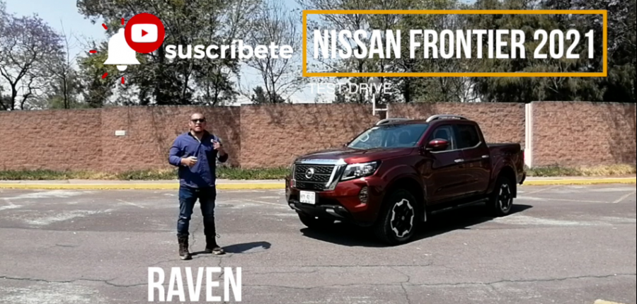 NISSAN FRONTIER 2021 TEST DRIVE