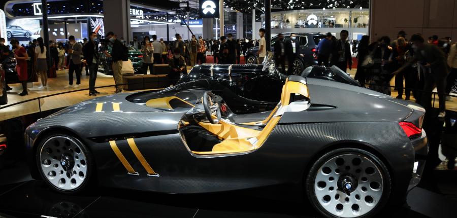 REAPARECE EL BMW 328 HOMMAGE CONCEPT EN EL AUTO SHANGHÁI 2021 ¿LO RECUERDAS?