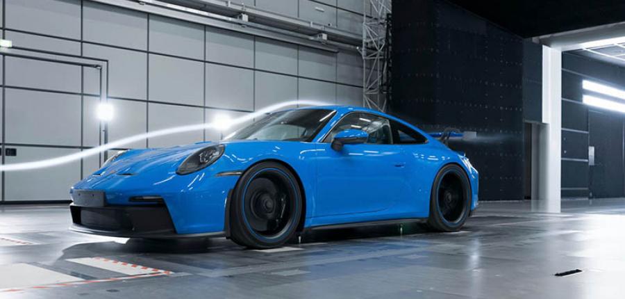 ¿Lo has visto? Porsche 911 GT3