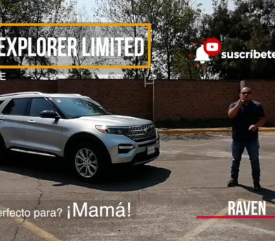 Ford Explorer Limited ¡Mamá lo vas a querer!