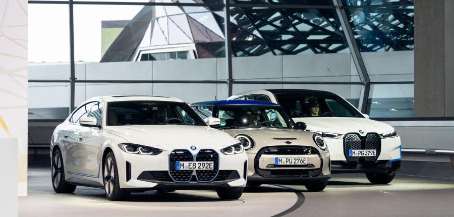 GRUPO BMW SE PROPONE REDUCIR EMISIONES DE CO2 DE MÁS DE 200 MILLONES DE TONELADAS DE AQUÍ A 2030