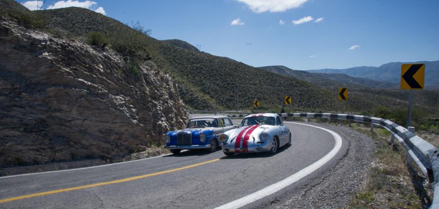 Esta es la ruta de La Carrera Panamericana 2021