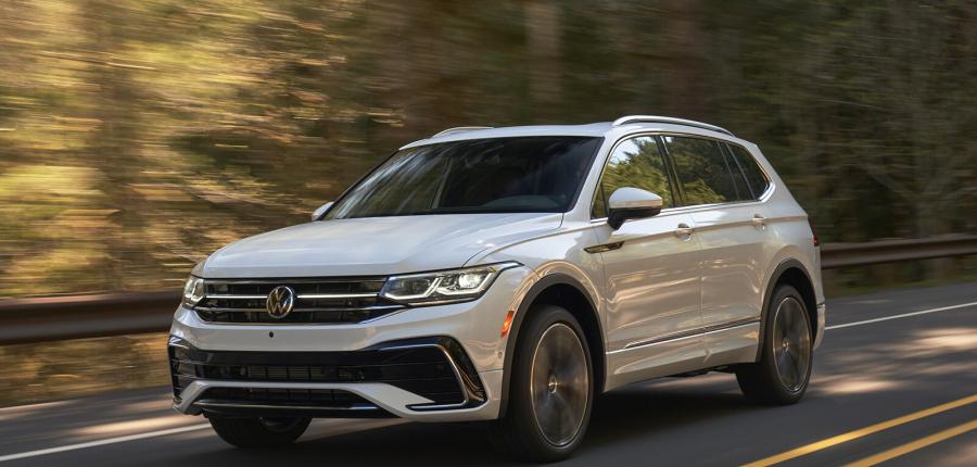 ¿Lo has visto? Volkswagen Tiguan 2022