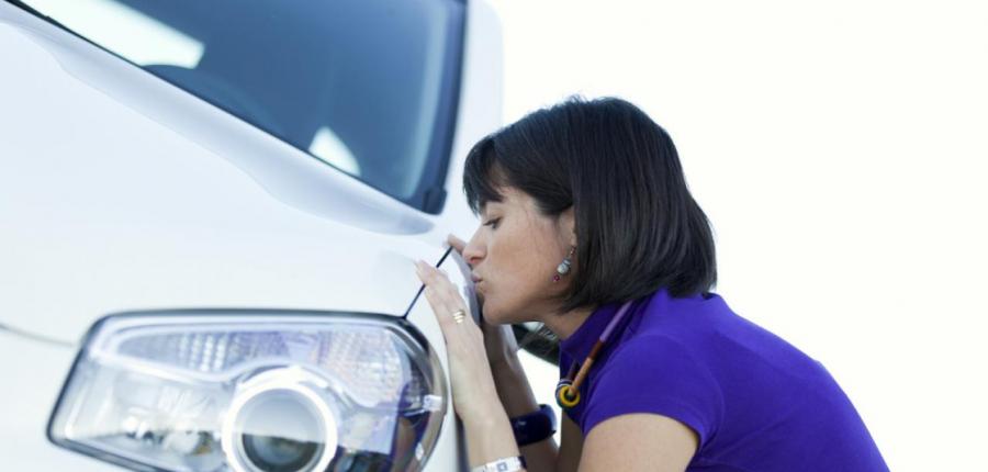 Tips para cuidar la pintura de tu auto