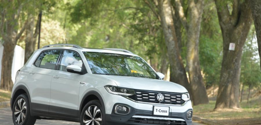 VOLKSWAGEN: ESTAS SON LAS ACTUALIZACIONES QUE HA RECIBIDO EL SUV T-CROSS 2021