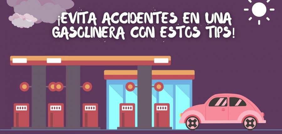 TOP 10: MEDIDAS DE SEGURIDAD EN UNA GASOLINERA QUE DEBES SEGUIR PARA EVITAR ACCIDENTES