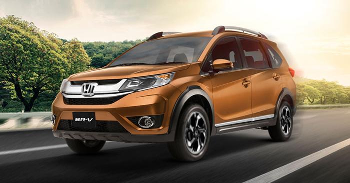 ¿Ya la viste? Honda BR-V 2021